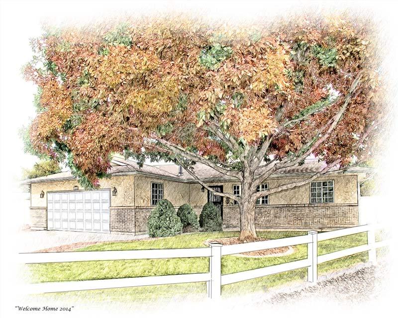 house-portrait-colored-pencil
